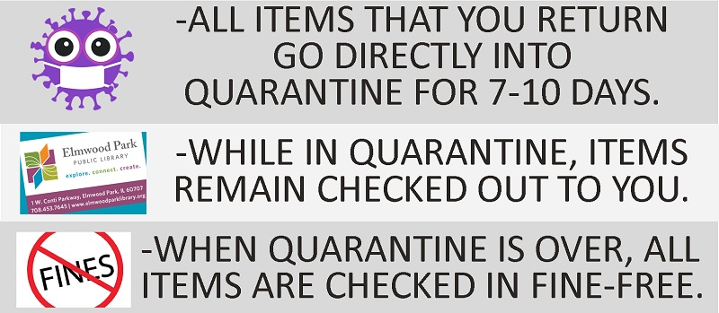 quarantine items 800w