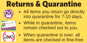 box22 returns quarantine 2020sept1