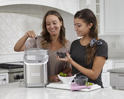 ice cream maker 400w
