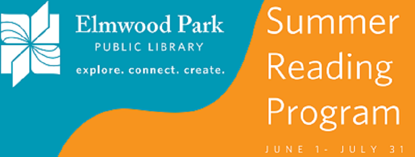 Banner link to Library's Summer Reading Program.