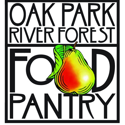 Logo for Oak Park River Forest Food Pantry.
